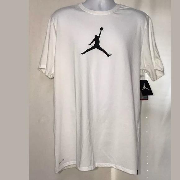 4af542629 Jordan Shirts | Nike Air Drifit Jumpman Flight Tshirt | Poshmark